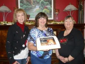 Co-Authors Linda, Kathlyn & Lynn